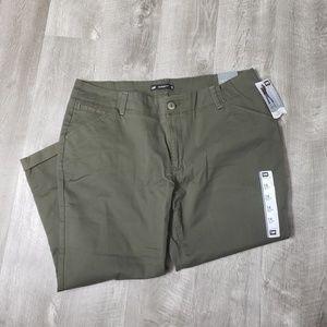 Lee crop pants